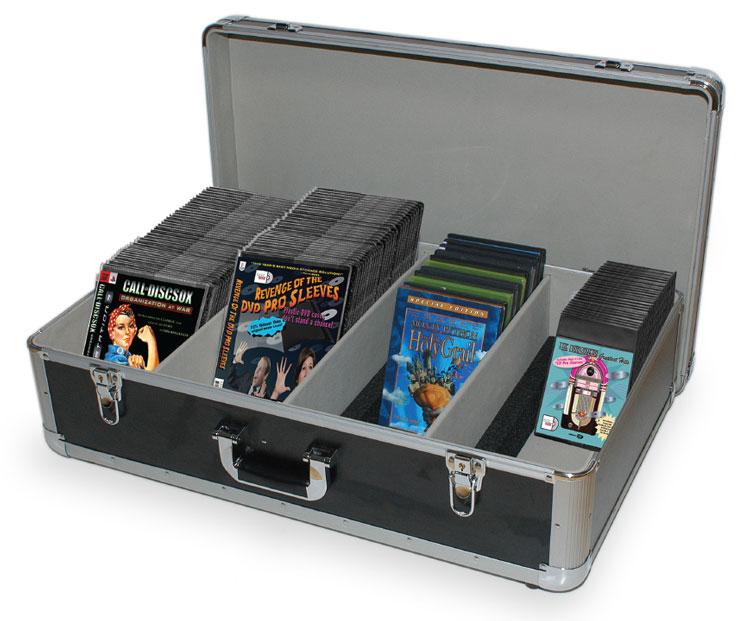 Cd Dvd Blu Ray Storage Sleeves Accessories Dj Cases