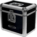 Vinyl LP Storage Case Black