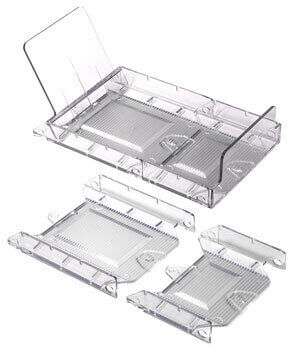 CD Pro Snap-Fit Storage Tray
