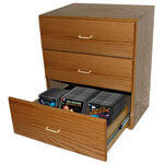 3-Drawer Blu-ray/DVD SoxChest