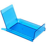 CD/DVD Blue Tray 8""